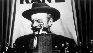Orson Welles in 'Citizen Kane'. Photograph: Hulton Archive/Getty Images
