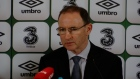 Full time reactions from Irish manager Martin O'Neill and Polish manager Adam Nawałka, as Ireland draw 1-1 with Poland in the Euro 2016 Group D qualifying game.
