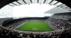 Newcastle United have announced record profits for the 2013/14 season. Photograph: PA