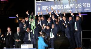 Sky Sports have sealed exclusive rights to at least three of Ireland's World Cup warm-up matches. Photograph: Afp