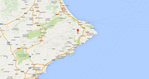 British couple found shot to at their Alicante villa on