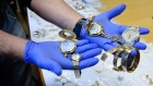 Gardai display huge haul of stolen jewellery in Dublin