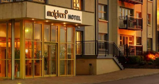 The Maldron Is A 3 Star Hotel Located At Barntown Wexford