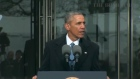 Obama on Iran: 'let us never negotiate out of fear. But let us never fear to negotiate'