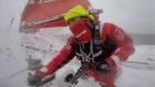 Volvo Ocean Race: rounding the treacherous Cape Horn