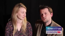 Vote With Us: Victoria and Ross's story