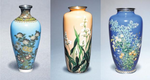 The Patient Beauty Of Japanese Cloisonn