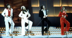 Brotherhood of Man, one of the acts appearing at the Eurovision 60th anniversary concert, give the world 'Save Your Kisses For Me', the winning  song in 1976.