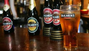 Bulmers cider maker C&C suffers from a poor distribution network and heavy competition in England and Wales. Photograph: Bryan O'Brien