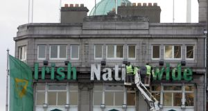 The action by the special liquidators to the IBRC had alleged breach of contract, breach of fiduciary duty, and breach of duty of care against the members of Irish Nationwide's  former board. Photograph: Alan Betson / The Irish Times