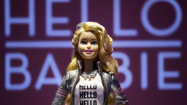 Wifi-enabled Hello Barbie, which can analyse a child's speech and produce relevant responses, is a huge character with an enormous back story', according to ToyTalk chief executive Oren Jacob.