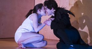 Lauren Coe and Fra Fee: 'Youthful innocence'
