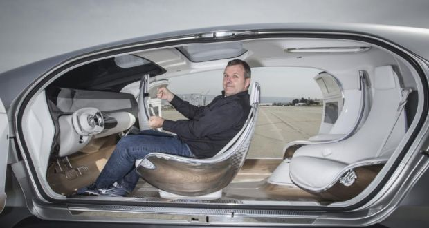 The Mercedes Benz F 015 Luxury In Motion San Francisco Future Dr Mankowski Says Sd Won T Matter Anymore Only Time And E