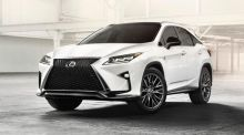 Lexus's new RX pushes styling and safety boundaries