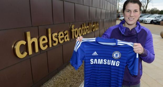 Niamh Fahey (Chelsea) va signer pour les Girondines !