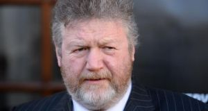 Minister for Children and Youth Affairs Dr James Reilly: has indicated he would like to restore the capitation grant to its previous level. Photograph: Dara Mac Donaill.