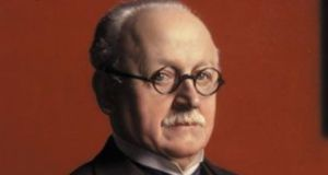 Sir Edwin Lutyens: mother was from Ballincollig,  Cork
