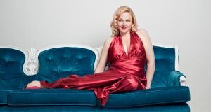 Storm Large: 'A lot of girls ask me how they can get to where I am. And they don't like my answer.' Photograph: Laura Domela