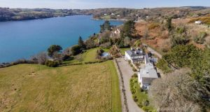 Struggling to sell: Shorecliffe House, the west Cork holiday home of Sir Anthony O'Reilly