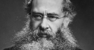 Immensely productive: Anthony Trollope, around 1875. Photograph: Rischgitz/Getty
