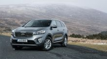 Road Test: the Kia Sorento, keeping SUVs in the family