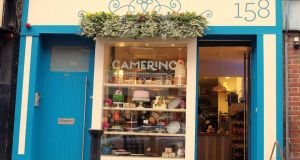 Camerino on Capel Street, the namesake bakery of Canadian Caryna