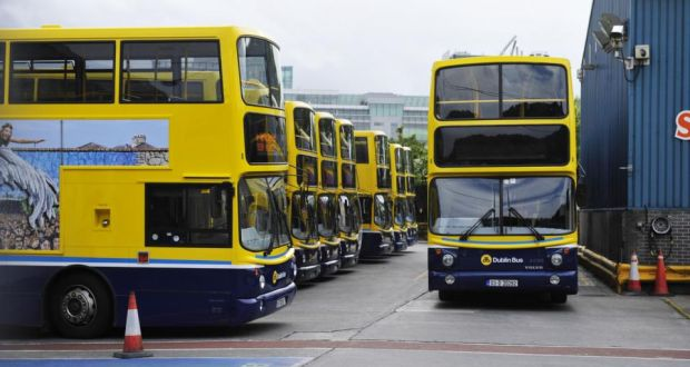 Drivers At Dublin Bus And Bus Eireann Have Voted Overwhlemingly In Favour Of For Strike Action