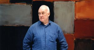 Art and politics: Sean Scully. Photograph courtsey of Sean Scully Studio, New York
