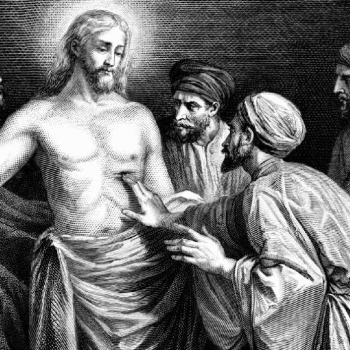Thinking Anew: Lessons in faith from Doubting Thomas