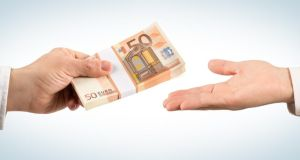 Giving it back: credit card holders may be in line for compensation payouts of several hundred euro for having been incorrectly sold payment protection insurance