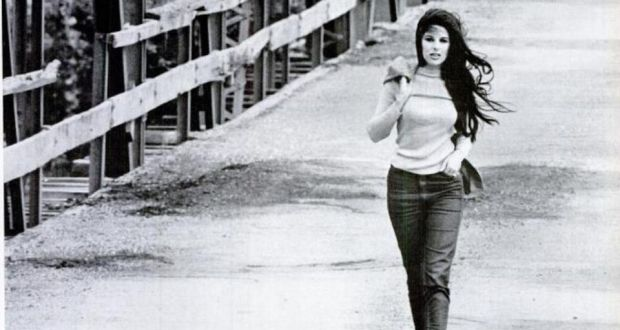 In This Photograph From The November 10th 1967 Issue Of Life Magazine Bobbie Gentry