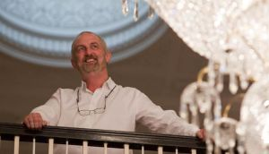 Lighting designer Billy Canning has designed chandeliers for concert halls, palaces and private residences, as well as restoring the oldest in Ireland