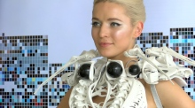 Spider Dress: couture gets smarter