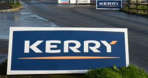 Ingredients and convenience food group Kerry climbed 1.67 per cent to close at €67.50