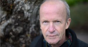 Jim Crace, author of Harvest, is a frontrunner for the Impac literary prize, the shortlist for which has been announced. Photograph: Dara Mac Dónaill/The Irish Times