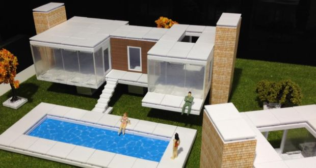 kit permits you to build scale model and visualise your ideal home