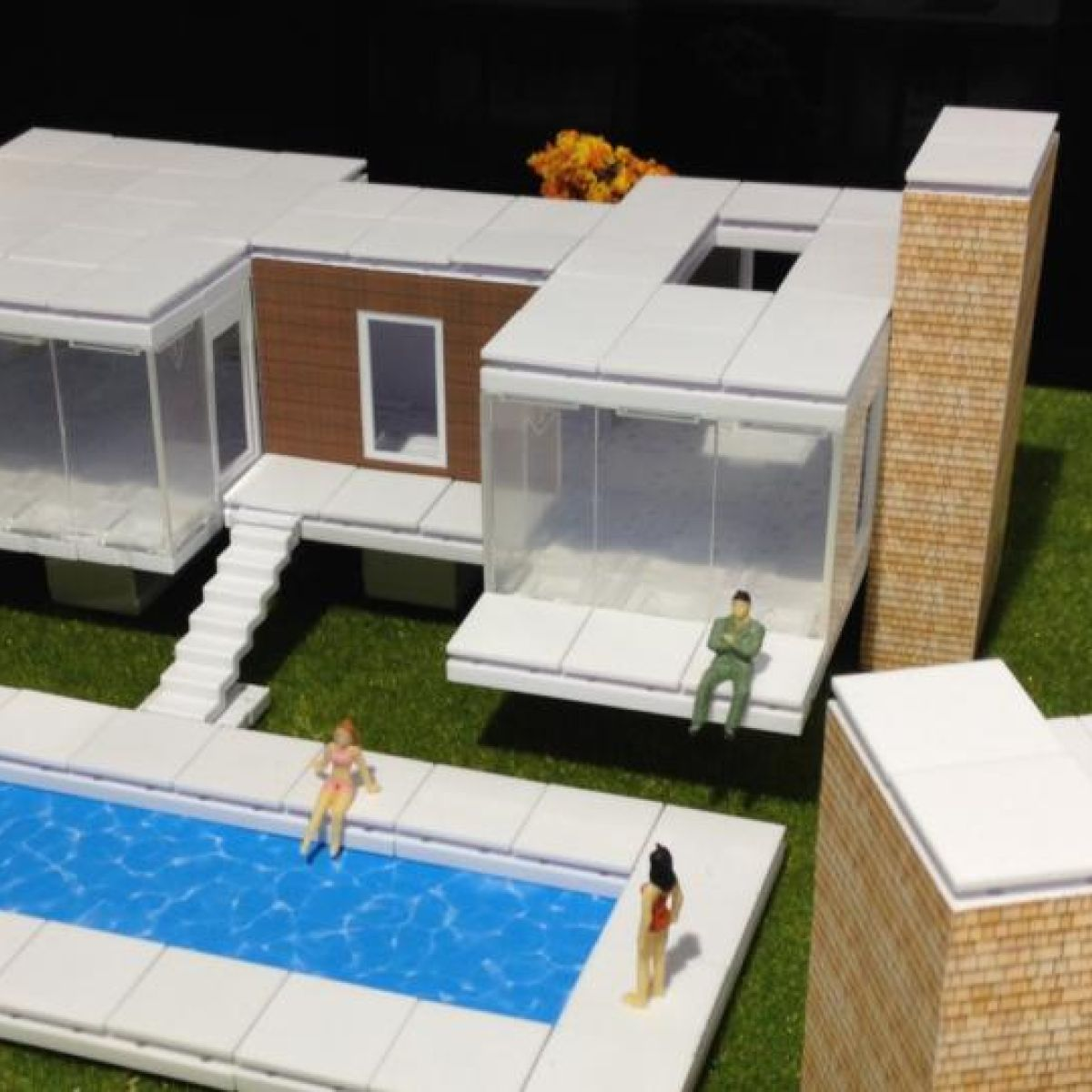 Kit permits you to build scale model and visualise your ideal home fandeluxe Images