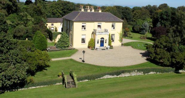 Palatial Georgian restoration outside Dublin for €4.35m