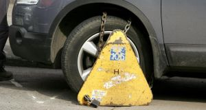 "Dublin city councillors have described a suggestion to increase clamping fees by €50 as ""crazy"""