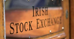Six companies on the ISE's equity markets raised a total of €2.2billion in the first quarter. Photograph: Dara Mac Dónaill/Irish Times
