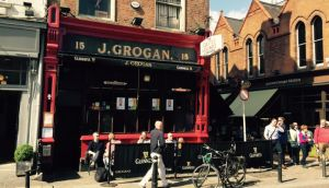 Grogan's:  a place to become someone