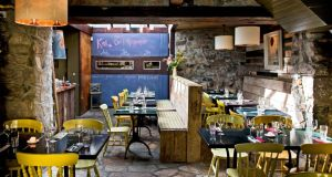 Seafood and spoken word . . . Kai Restaurant and Café in Galway is putting on a literary supper