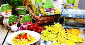 Dunnes Stores' pasta sauce and fresh pasta range