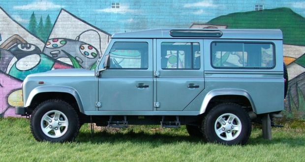 good content worth with have they finance landrover for vehicle defender call had a land i are on rover heritage ltd giving if old require sale you experience this company sales