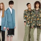 Clothes from Agender, the new department of gender-neutral clothing in Selfridges