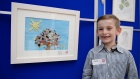 21 finalists have been whittled down from thousands in the Texaco Children's Art Competition. The works will remain on exhibition at Dublin City Gallery Hugh Lane until Sunday, 31st May. Video: Enda O'Dowd