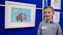 Ireland's youngest artists shine in Texaco Art Competition