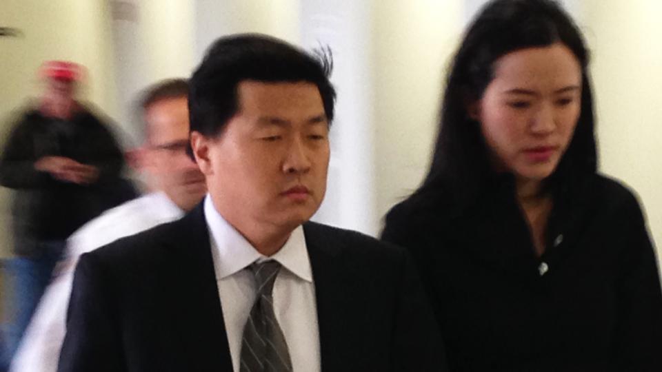 Jason Lee Wife Jason Lee Trial Saliva Found