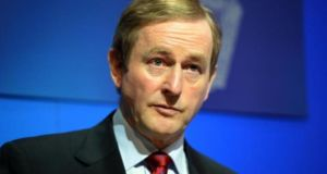 "Taoiseach Enda Kenny said ""Ireland's welcoming reputation should extend to being an open, tolerant and compassionate home for our gay and lesbian workers"". Photograph: Eric Luke/The Irish Times"