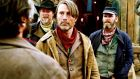 """A mask of angst"": Mads Mikkelsen in The Salvation"